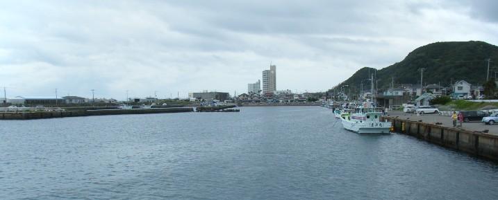 乙浜港 全景