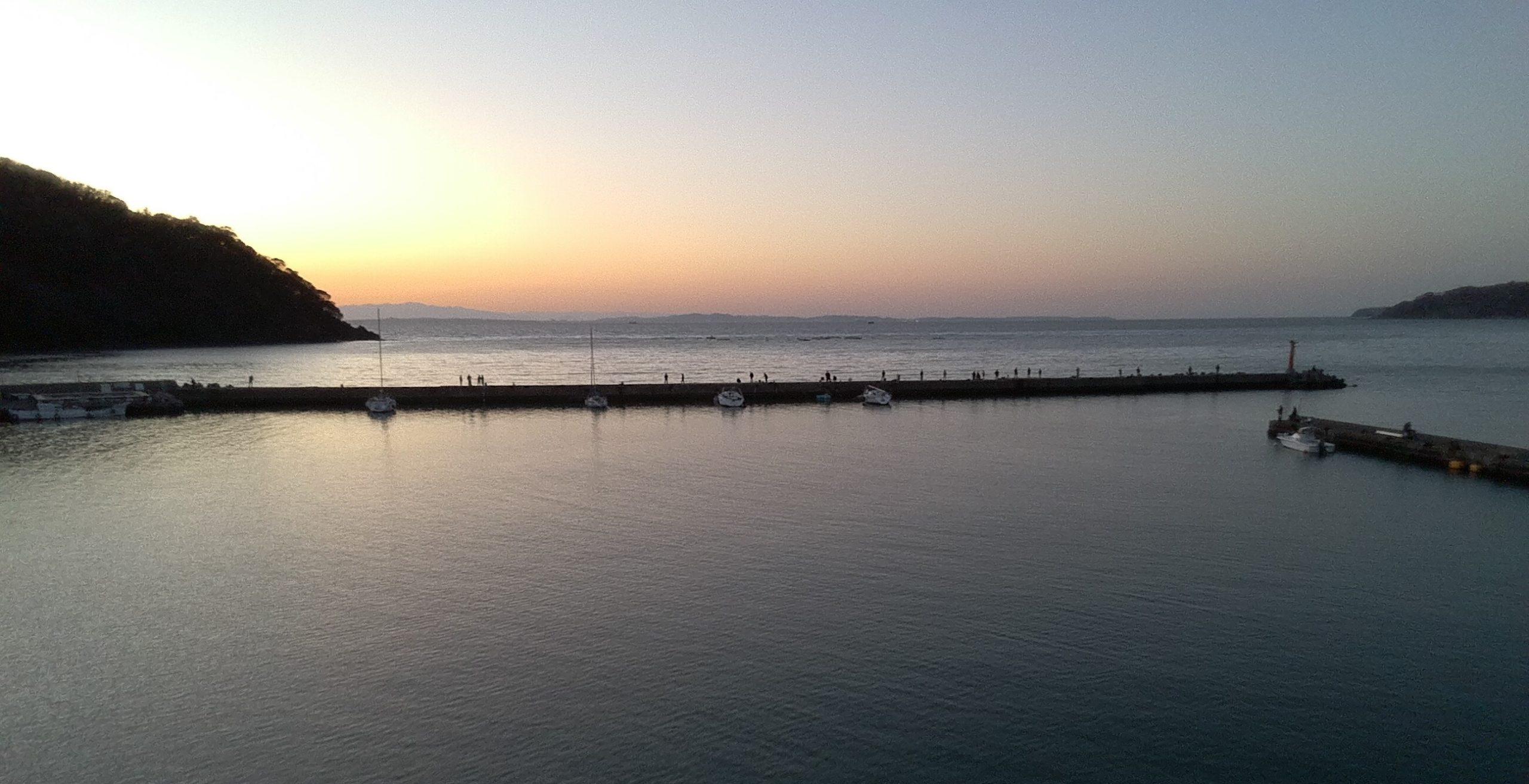 空撮 富浦新港