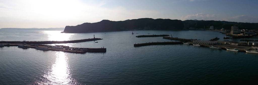 小湊港 全景