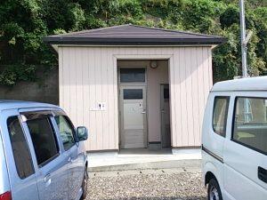 小湊港 トイレ30