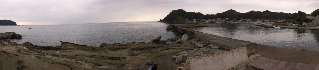 富浦港 全景