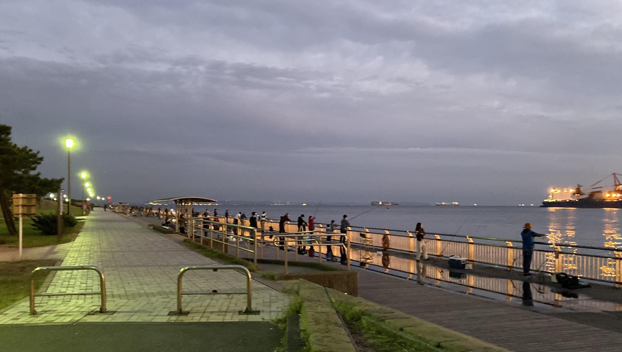 東扇島西公園202001