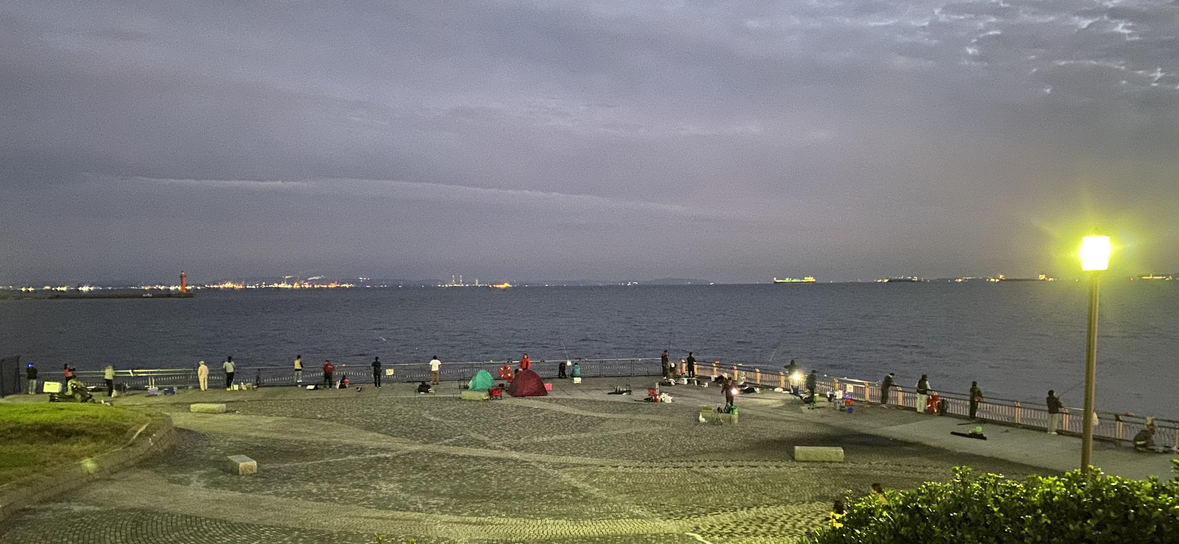 東扇島西公園202002