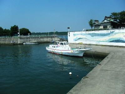 平塚漁港 メインポイント