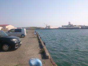 大井川港 ポイント