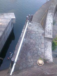 境川西水門 入口