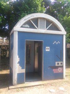 堀江ドック トイレ