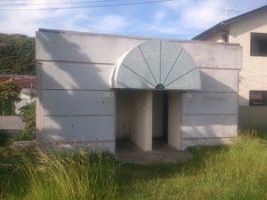 金谷港 トイレ