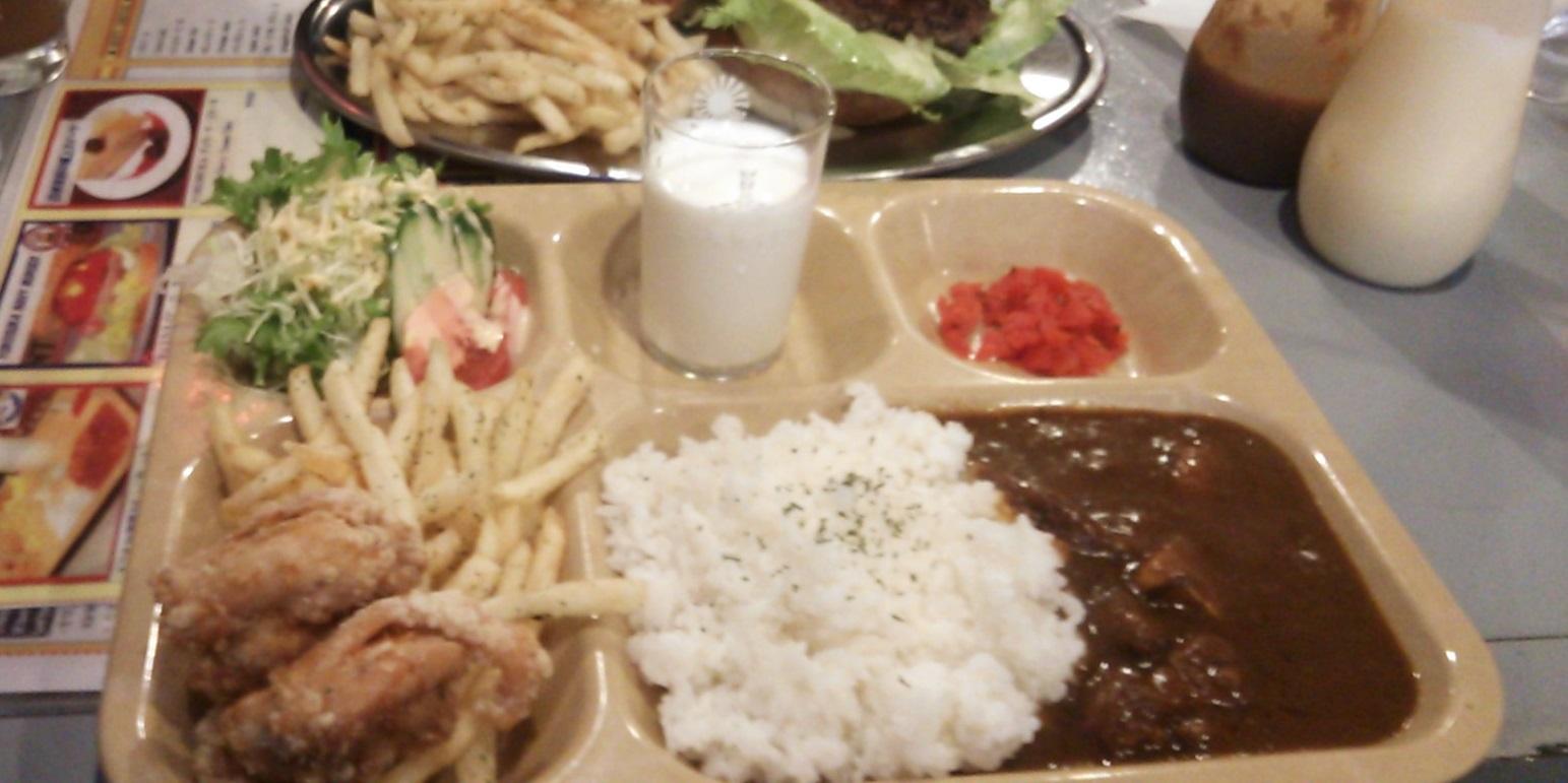 横須賀海軍カレー どぶ板食堂Perry
