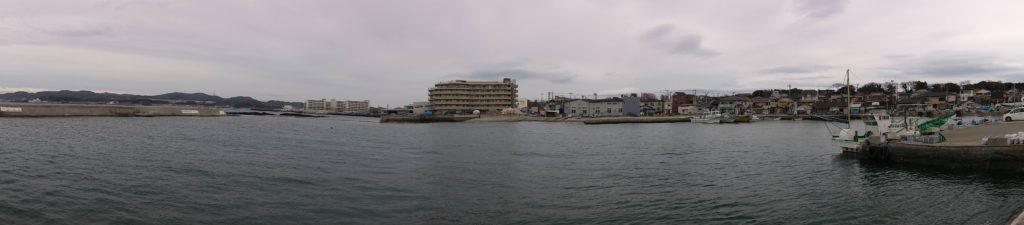 新宿漁港 全景02