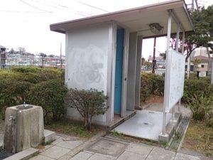 長井漁港 トイレ02