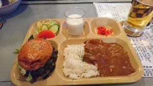 横須賀 どぶ板食堂PerrySPプレート
