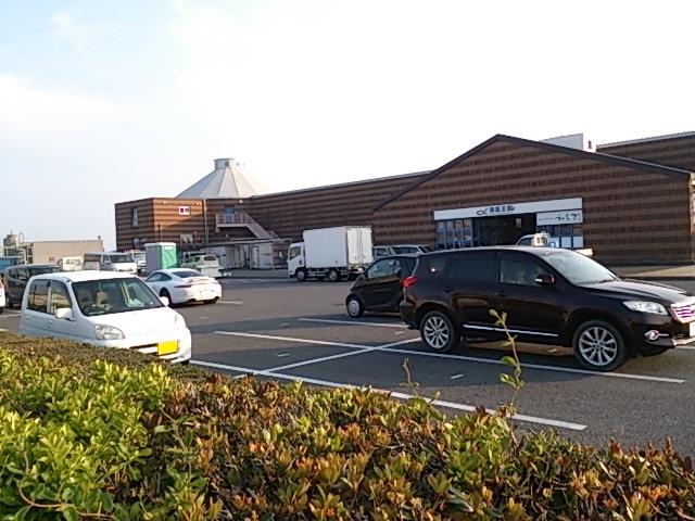 千田港 駐車場