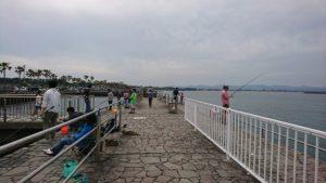 浜名湖 新居海釣公園03