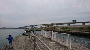 浜名湖 新居海釣公園02