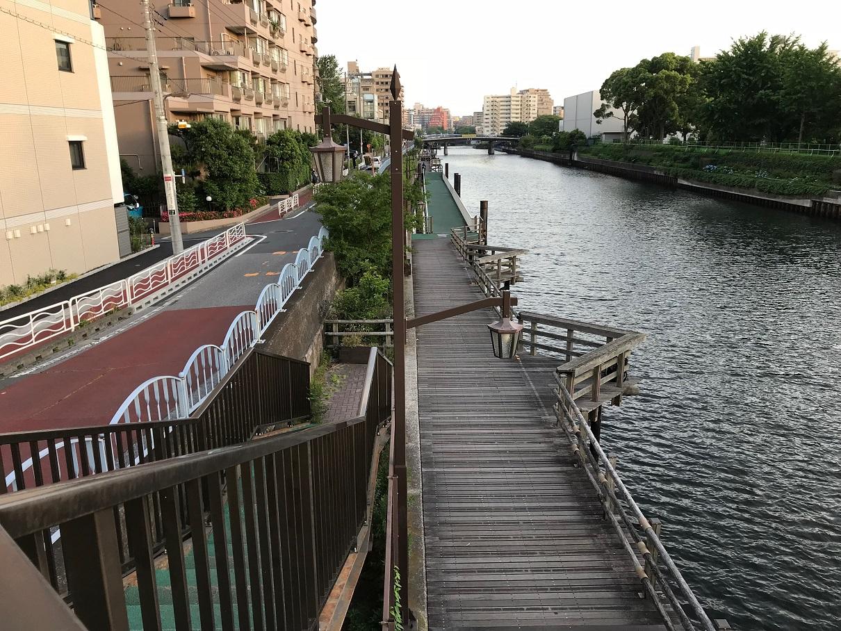 本村橋 全景