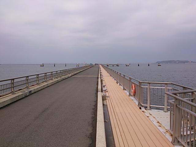 館山夕日桟橋
