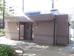 浜町公園 トイレ02