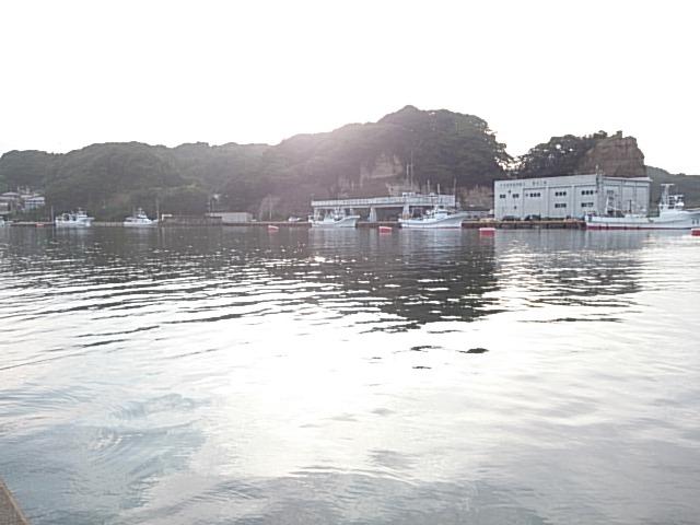 平潟港 漁協前