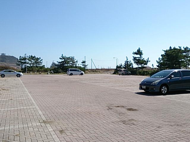 飯岡漁港 駐車場03