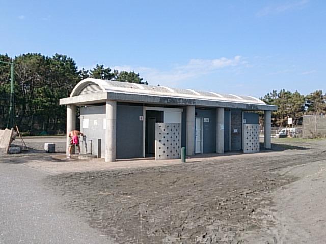茅ヶ崎ヘッドランド トイレ