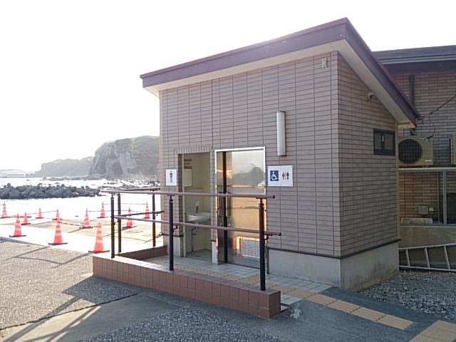 宮川港 トイレ