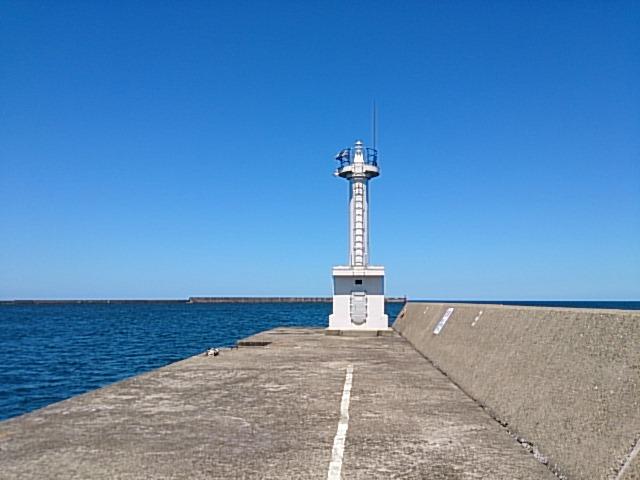 東港第2東防波堤 白灯