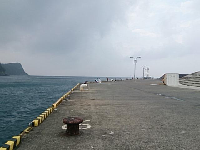 大島 岡田港02