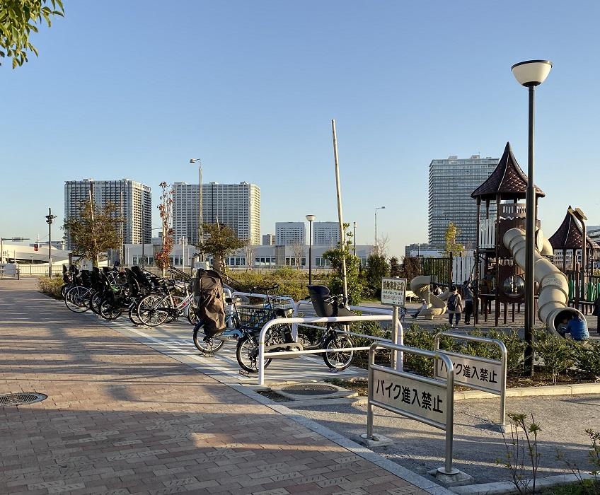 豊洲ぐるり公園駐車場01