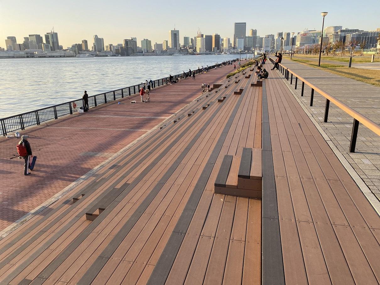 豊洲ぐるり公園02
