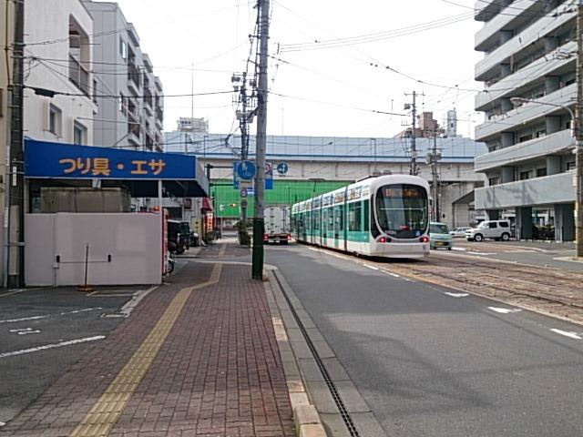 広島 宇品島 釣具店