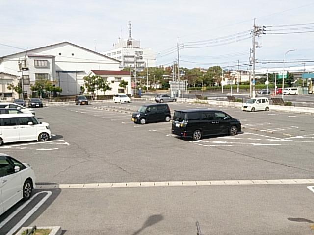 宇品港波止場公園駐車場