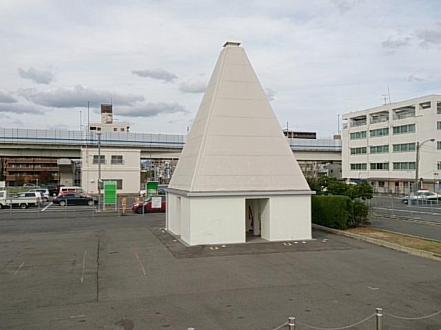 宇品島シーサイド病院前テラストイレ