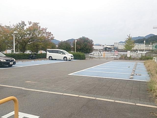 さか・なぎさ公園 駐車場03