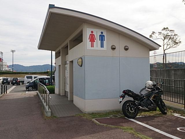 宇品波止場公園 トイレ01