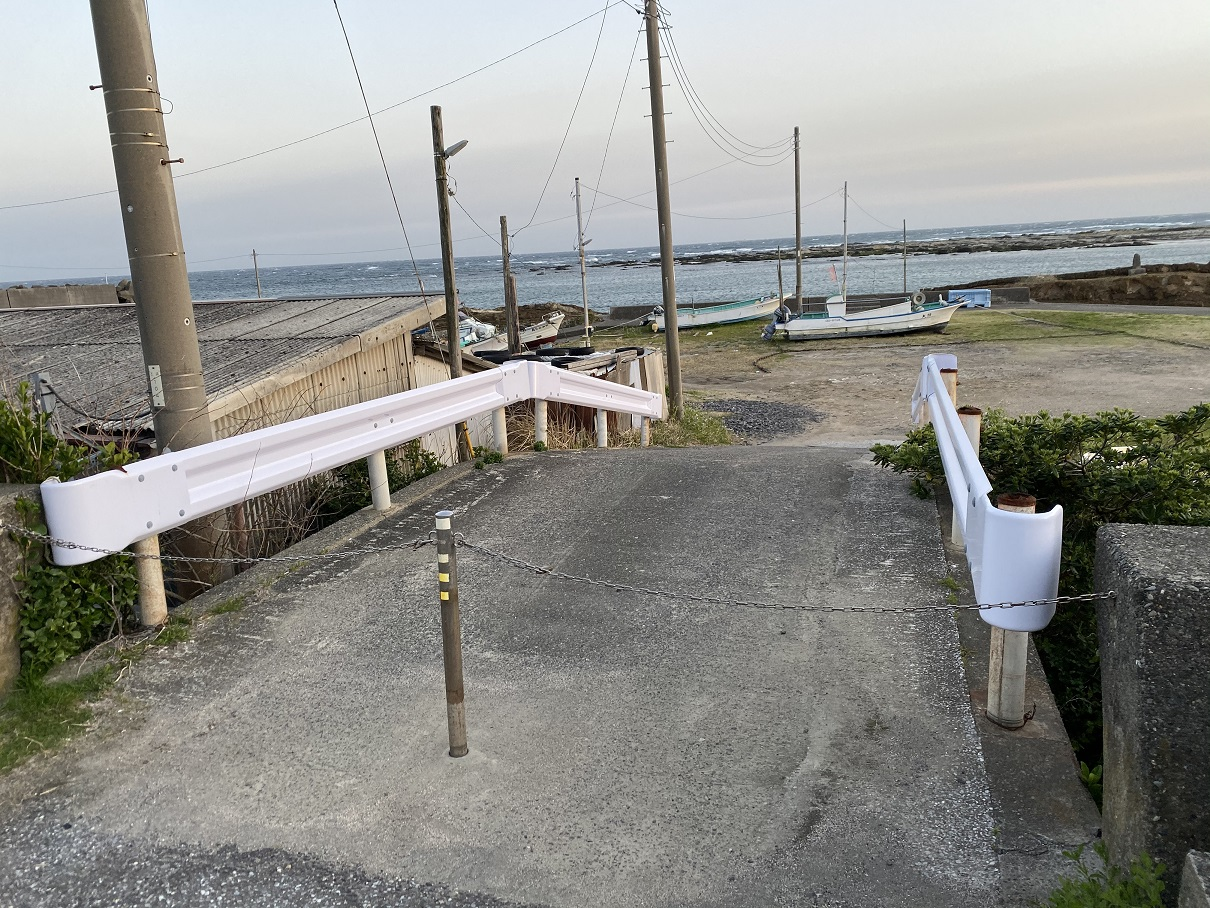 塩浦港 入口