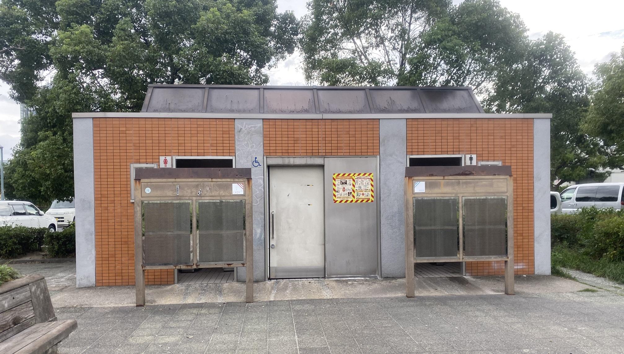 泉大津なぎさ公園 トイレ