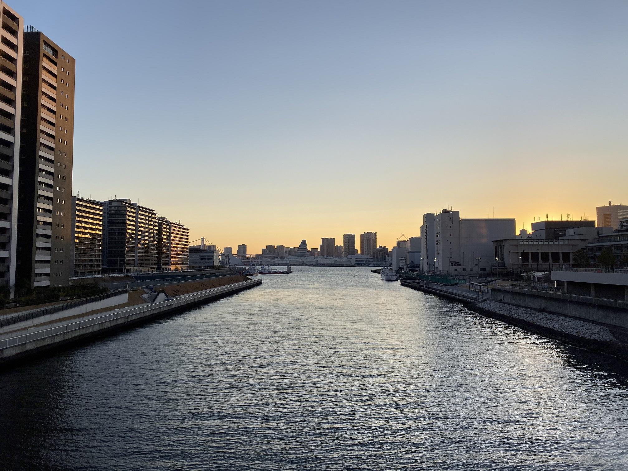 朝潮運河親水公園09