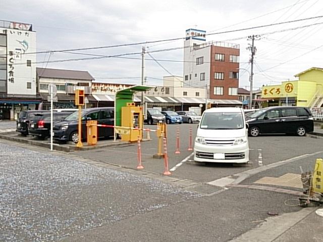 城ヶ島 赤羽根崎 駐車場