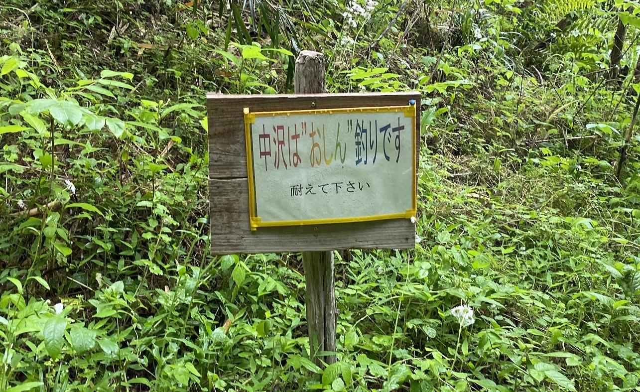 津久井湖 バス釣り 中沢ワンドはおしん釣り場