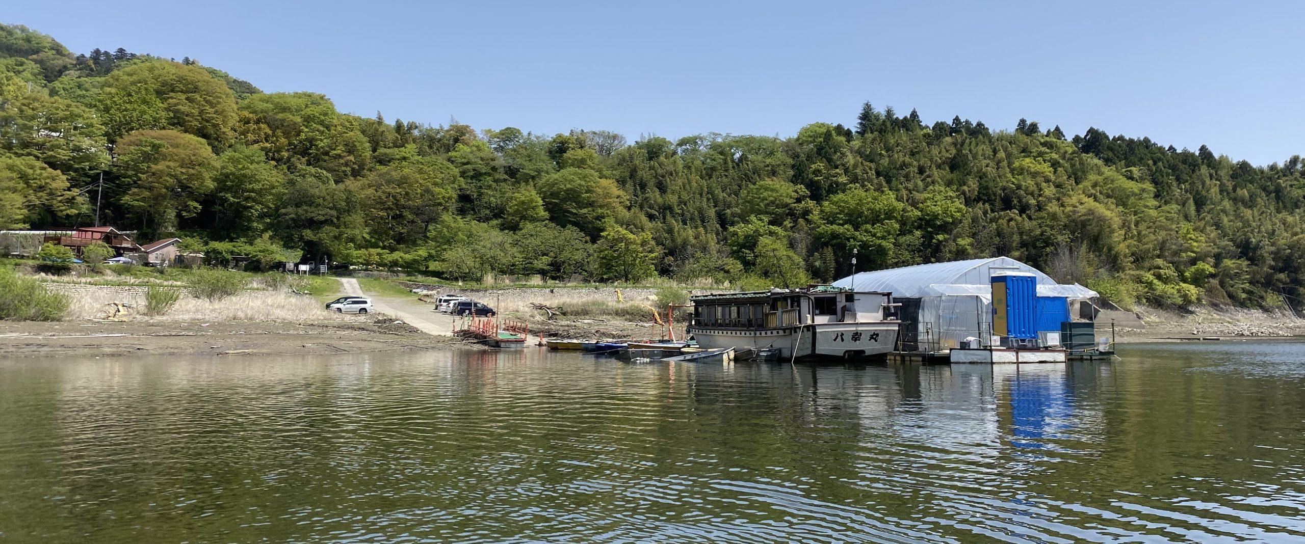 津久井観光ボート