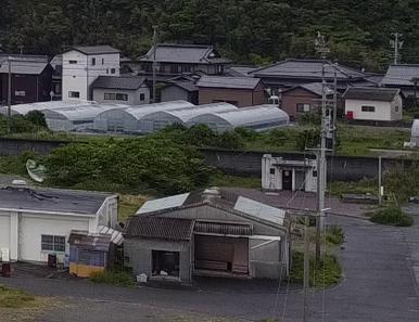 坂井港 トイレ