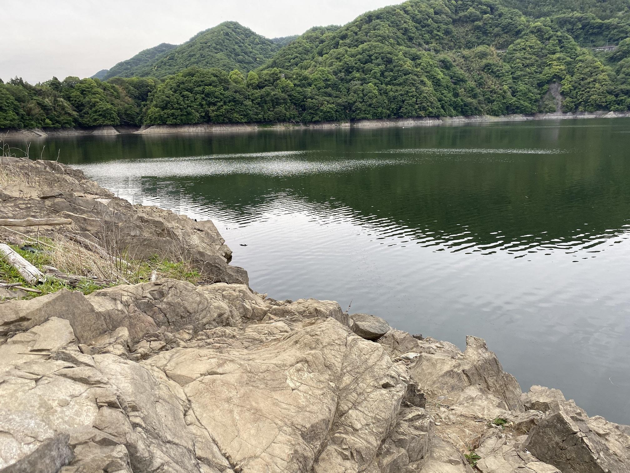 津久井湖 中村台地01
