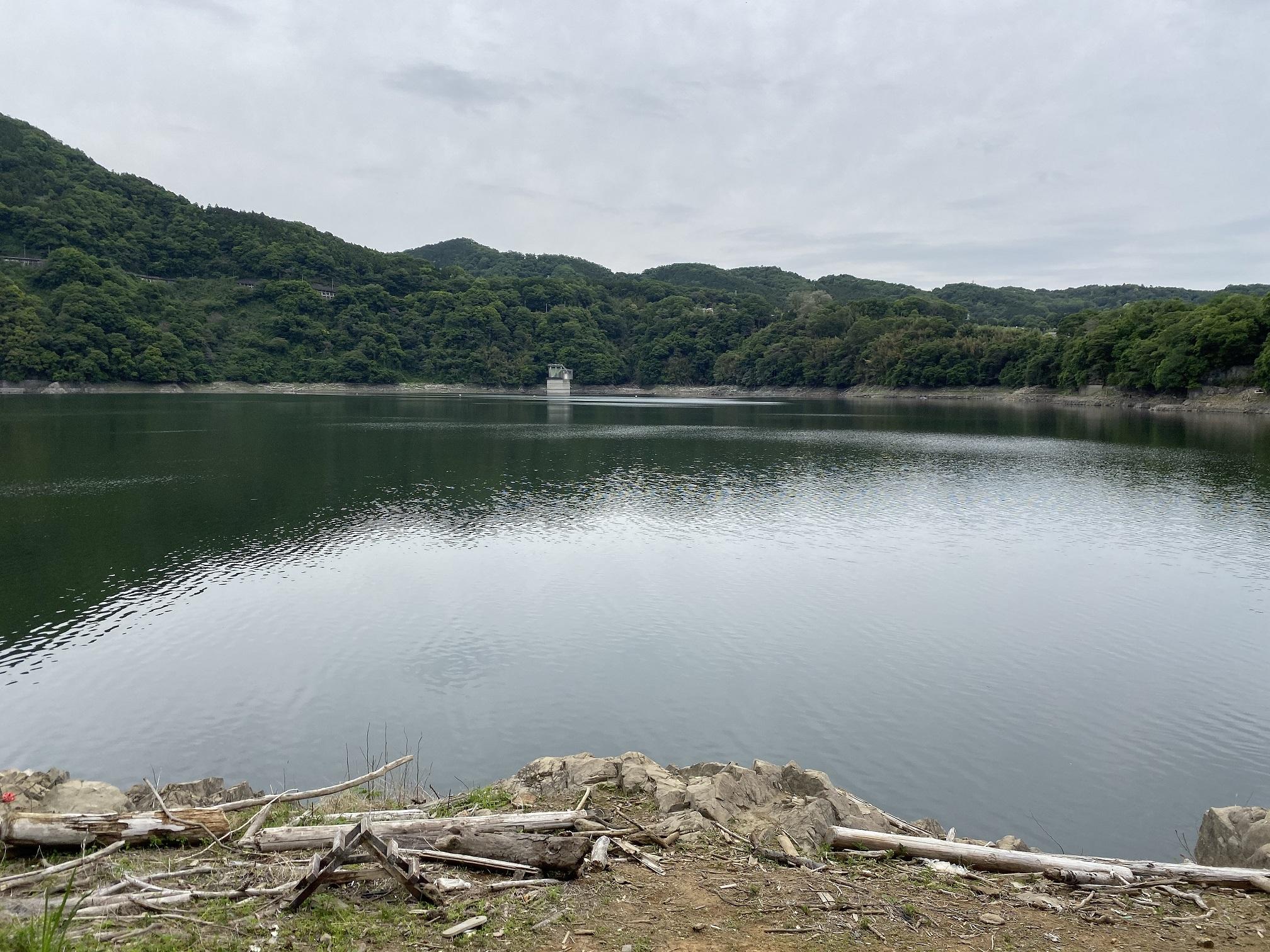 津久井湖 中村台地03