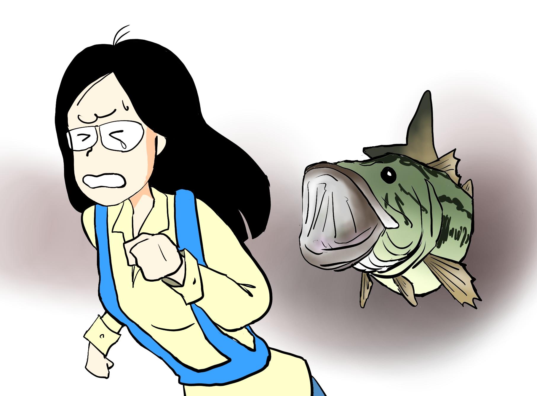 津久井湖 中村ボート横 チエ04
