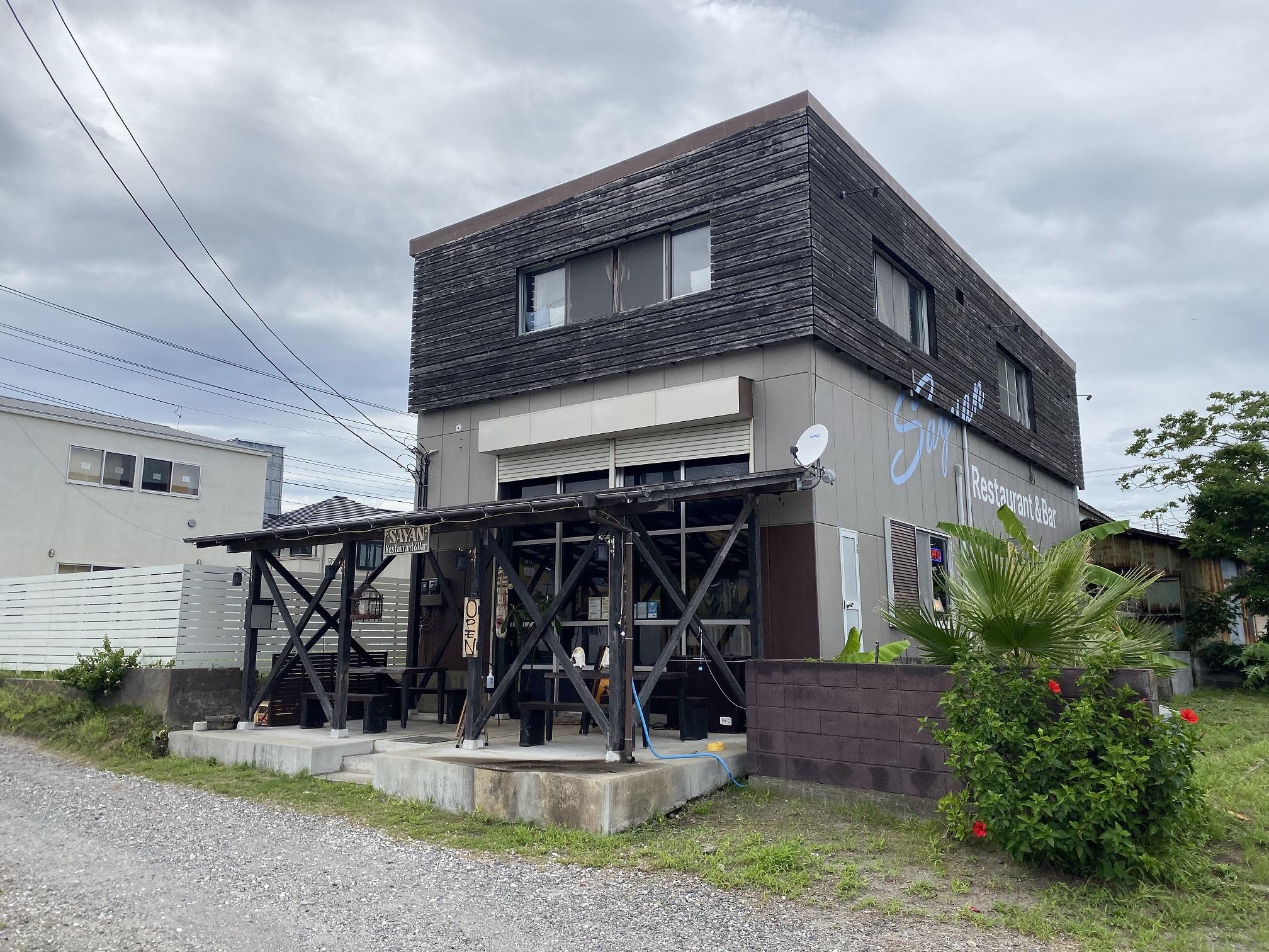 千倉・平舘港 SAYAN(サヤン)