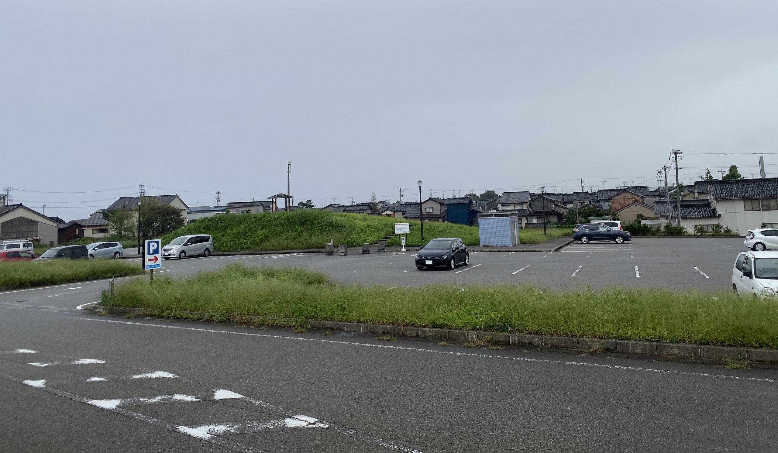 水橋漁港 駐車場