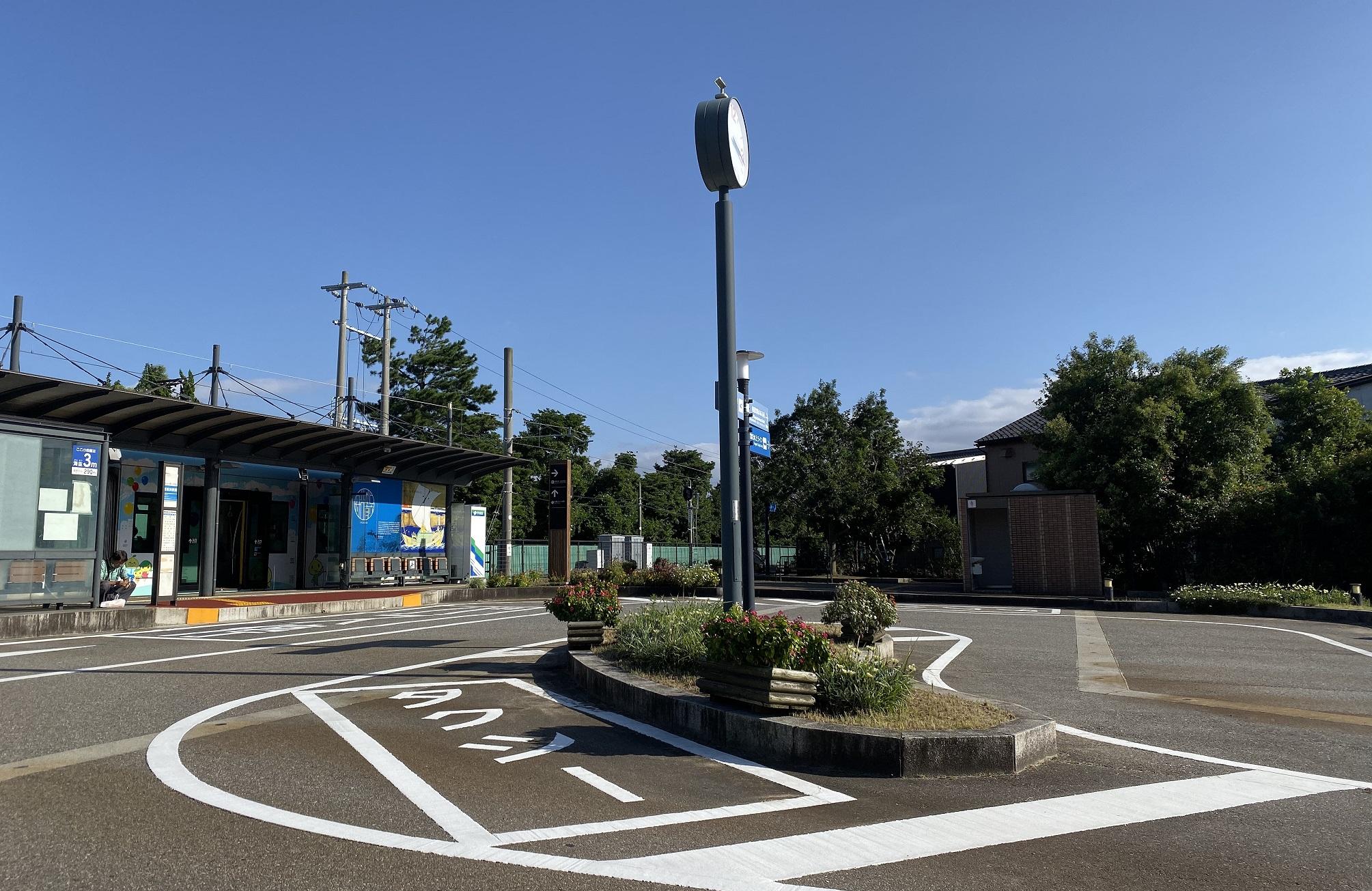 富山 岩瀬漁港 トイレ