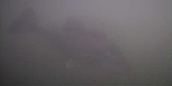 津久井湖 バス釣りポイント 神社跡 水中映像