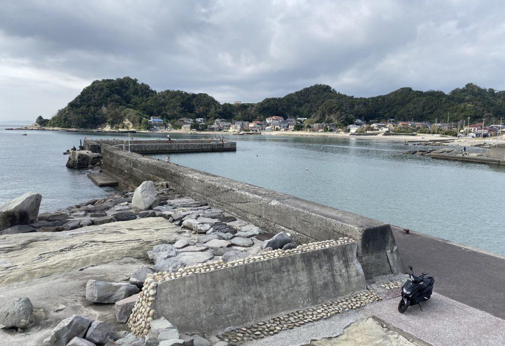 千葉県の釣りスポットガイド 富浦港
